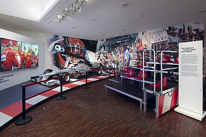 La collezione Schumacher diventa una mostra permanente a Colonia
