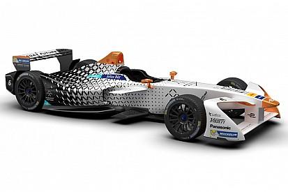 L'alleanza Faraday Future-Dragon Racing è in... bianco e nero