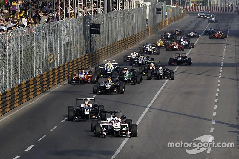 GP de Macau tem Piquet e ausência de campeão da F3 europeia