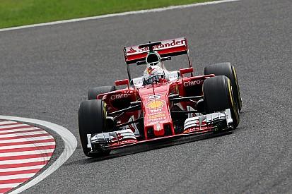 """Vettel: """"Inhalen op Suzuka niet onmogelijk"""""""