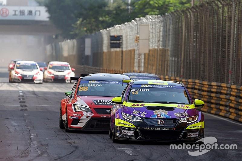 Macau-Rekordsieger Rob Huff erhält keine Starterlaubnis für 2016