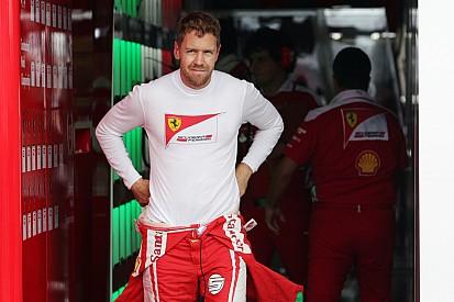 """Vettel: """"La penalità? Qui si riesce a superare, ma non è facile"""""""