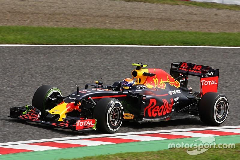 """Red Bull: поява VSC приховала темп """"однієї з найкращих п'ятниць"""""""