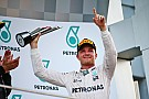 """Damon Hill: """"Rosberg sería un campeón merecido"""""""