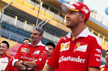 """Arrivabene: """"Rinnovare Vettel? Tutti si devono guadagnare lo stipendio"""""""