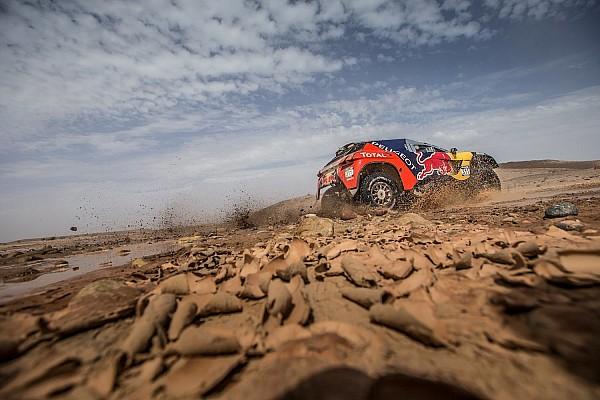 Rallye-Raid Rapport d'étape Maroc, étape 5 - Despres remporte la spéciale, Al-Attiyah le rallye