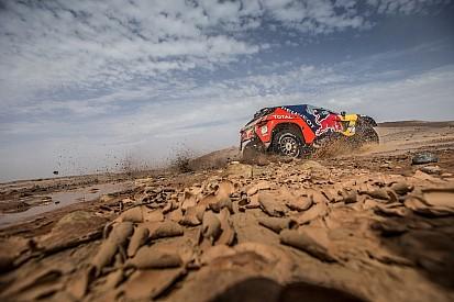 Maroc, étape 5 - Despres remporte la spéciale, Al-Attiyah le rallye