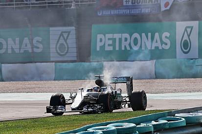 """Mercedes: Defekte bei Lewis Hamilton sind """"purer Zufall"""", keine Sabotage"""