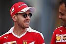 Аррівабене: Феттель має заробити майбутнє у Ferrari