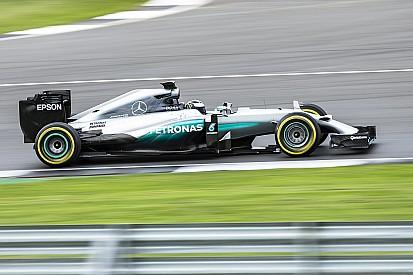 Lorenzo, Mercedes ile F1 testinde oldukça rekabetçi dereceler kaydetmiş