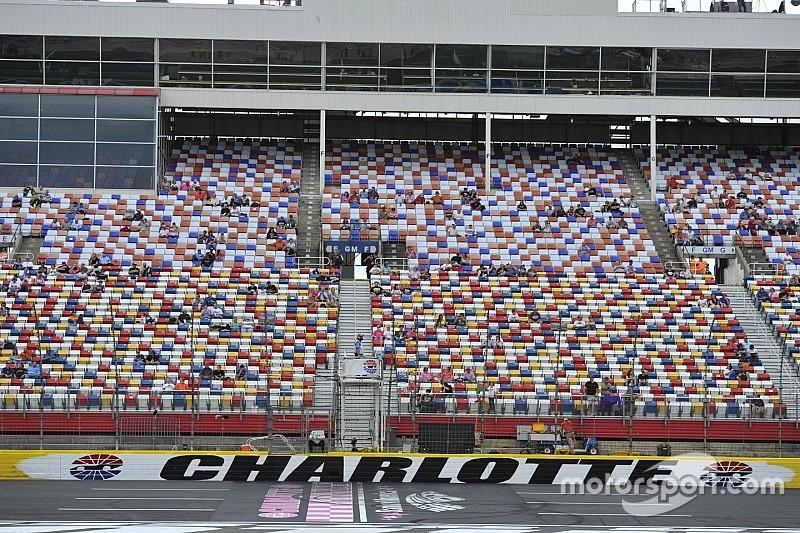 Mau tempo faz NASCAR adiar atividades em Charlotte