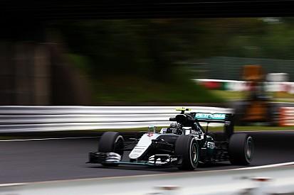 Rosberg fue el más veloz previo a la clasificación en Japón