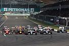 FIA напомнила гонщикам сигнализировать о проблемах на старте