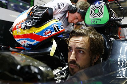 """Alonso - McLaren a fait """"un pas en arrière"""" à Suzuka"""