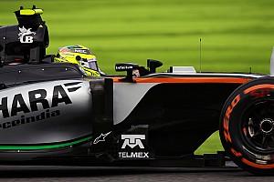 Formule 1 Réactions Pérez - Le top 6 est