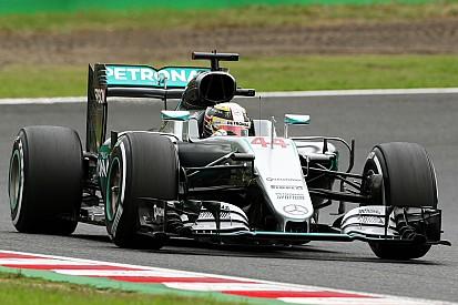 Hamilton puas dengan hasil kualifikasi