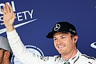 """Rosberg maakte zich geen zorgen in Q3: """"Wist dat ik het kon"""""""