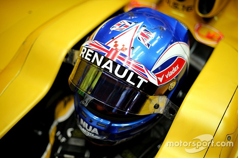 Renault - Palmer pense pouvoir viser les points