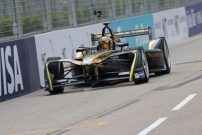 Formel E in Hongkong: Chinese Ma dominiert Shakedown