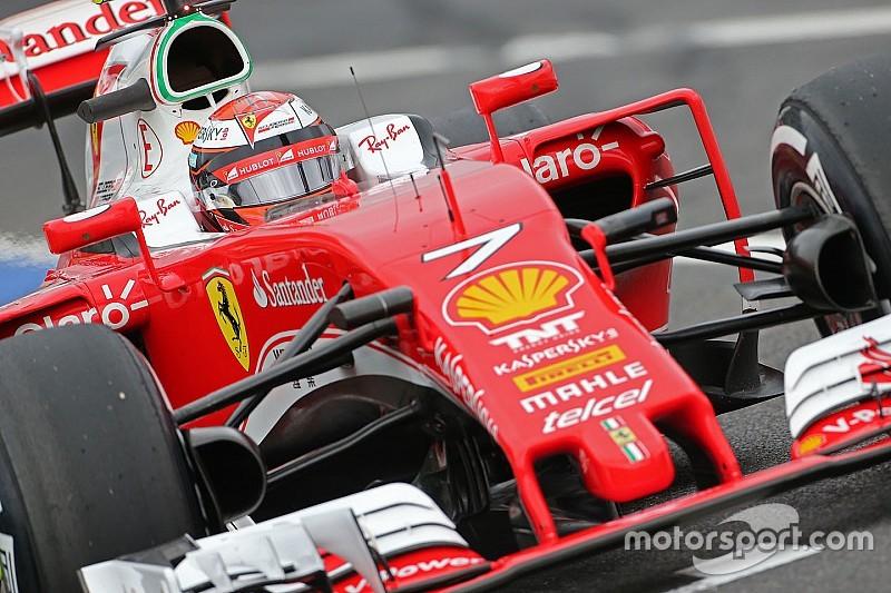 """Raikkonen: """"Mañana se verá si podemos pelear con los Mercedes"""""""