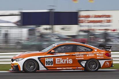 GT4 Zandvoort: Huisman en Van Oranje verdelen pole positions