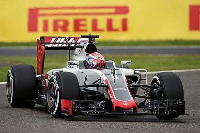 """Haas: """"Verbeterde snelheid komt door nieuwe voorvleugel"""""""
