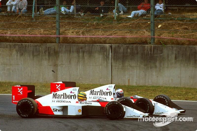 Los momentos más históricos del GP de Japón de F1