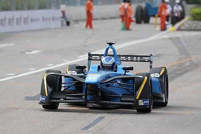 """Nicolas Prost costretto al primo """"jolly"""" per l'inverter"""