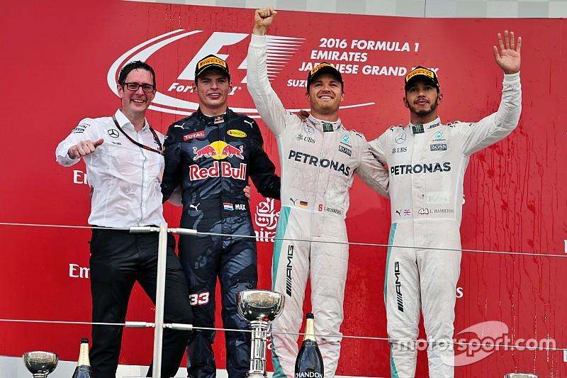 Victoria de campeón para Rosberg y título para Mercedes