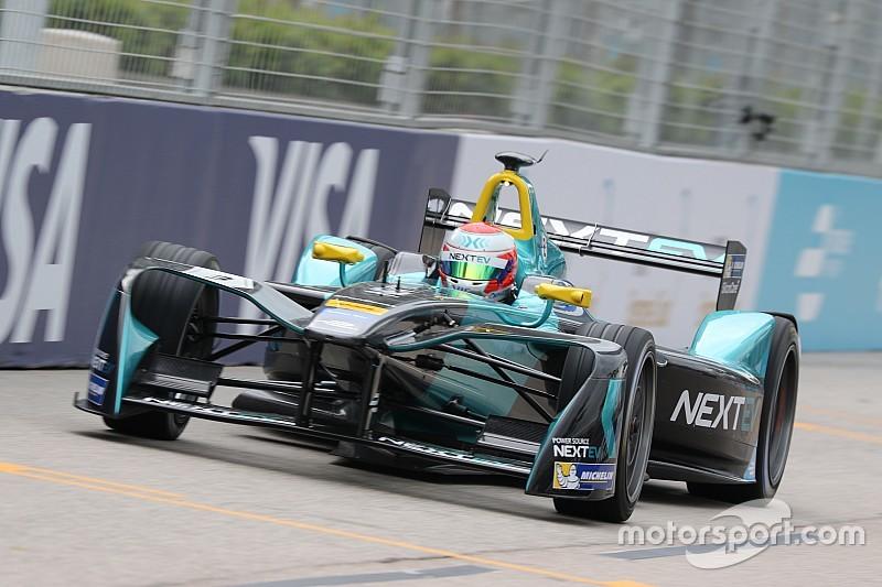 フォーミュラE開幕戦香港ePrix予選:ピケJr.がPP獲得。ターベイが2番手