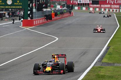 """Max Verstappen sterk naar P2: """"Een van mijn beste races tot nu toe"""""""