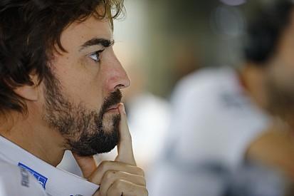 Alonso tranquiliza: Japón ha sido la excepción