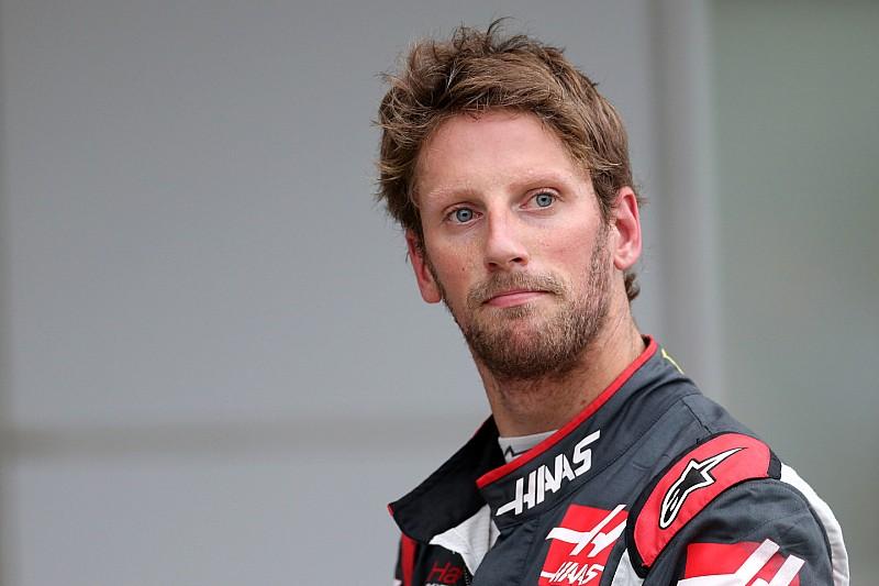 Nunca estuve tan frustrado tras una carrera, dice Grosjean