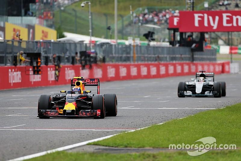 La direction de course a rencontré Verstappen à Suzuka