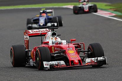 Ferrari: un terzo posto sfuggito a Vettel per puntare al secondo