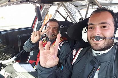 """رالي قبرص: رودولف يُحقّق الفوز ويعود بلقب """"أم إي آر سي 2"""""""