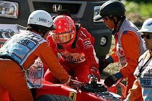 Формула 1 Ностальгія 10 років тому Шумахер втратив надії на восьмий титул