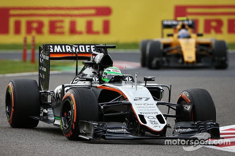 Formel 1 2017: Nico Hülkenberg vor Wechsel von Force India zu Renault?