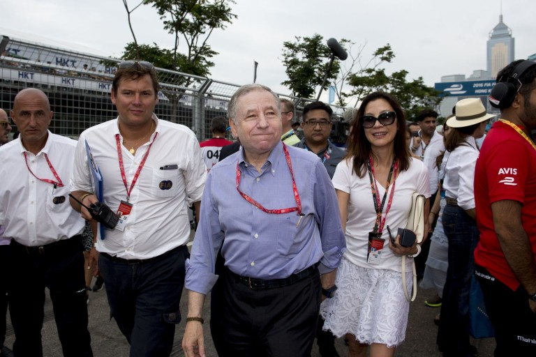 Kiakadt az FIA elnöke Hong Kongban: legyünk pozitívak a Formula E-vel kapcsolatban!