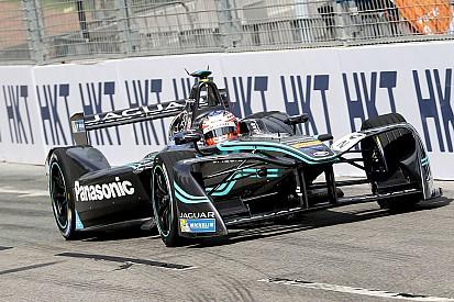 Jaguar met lege handen bij Formule E-debuut in Hong Kong