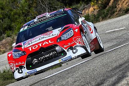 Il team Abu Dhabi con tre DS3 WRC in Catalogna per Meeke, Breen e Al-Qassimi