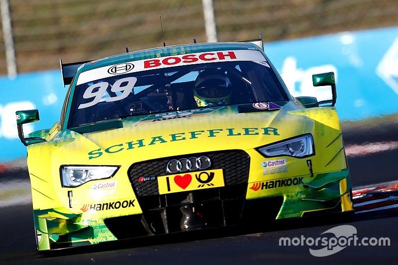 Audi échange les baquets de Rockenfeller et Rast pour Hockenheim