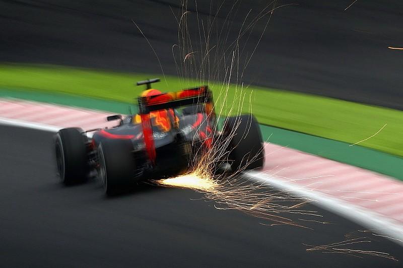 Red Bull explique le déficit de Ricciardo en vitesse de pointe