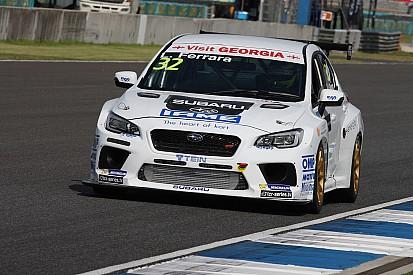 La Subaru WRX STi debutta nel Tricolore con Luigi Ferrara