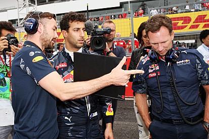Red Bull, Ferrari'nin stratejisi karşısında şaşkın