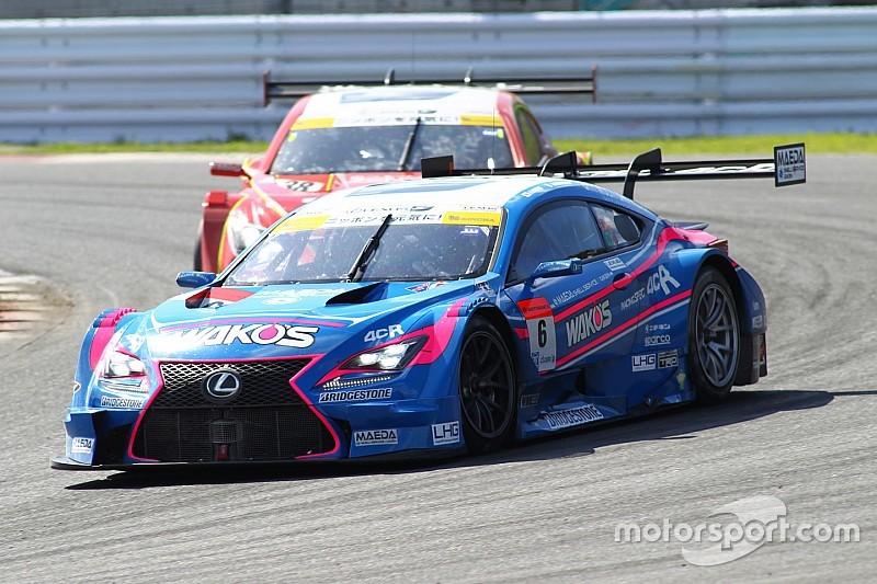 Andrea Caldarelli riapre i giochi per il Super GT 2016