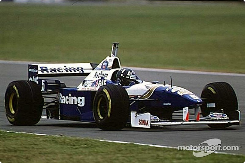 Pour Newey, sa Williams de 1996 ressemble à la Red Bull actuelle
