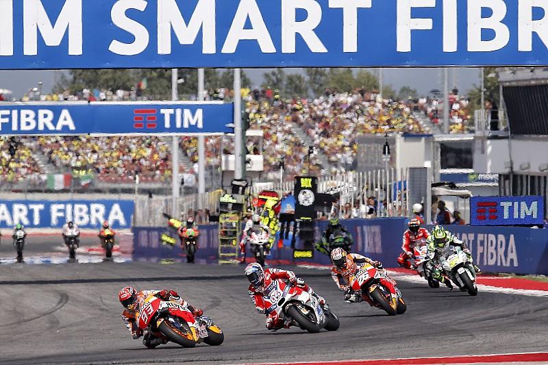 В MotoGP опробуют новую систему связи между командой и гонщиком