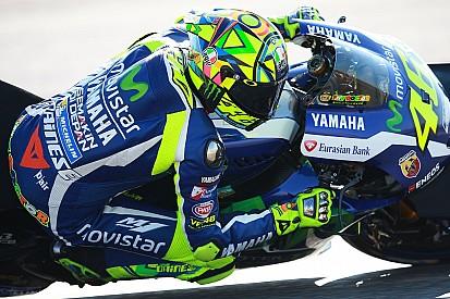 """Rossi: """"Estoy en forma y sobre el papel, la Yamaha va bien en Motegi"""""""