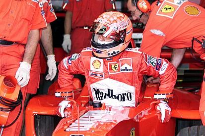 Ma 13 éve, hogy Schumacher hatszoros bajnok lett az F1-ben
